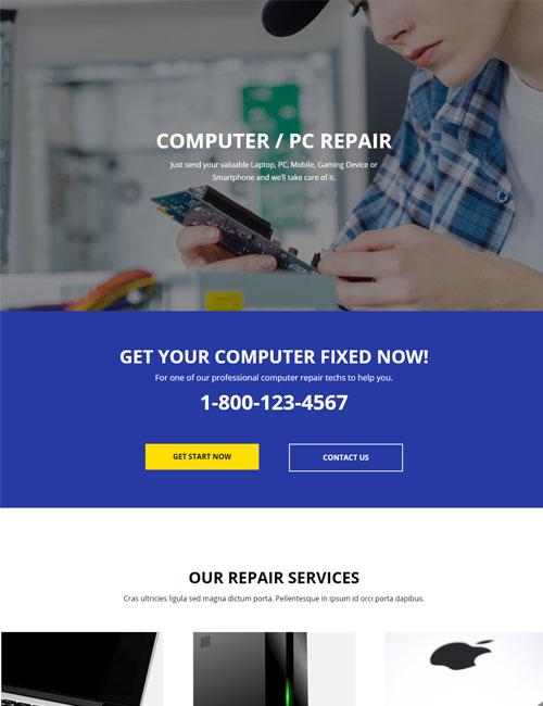 Computer Repair - Home