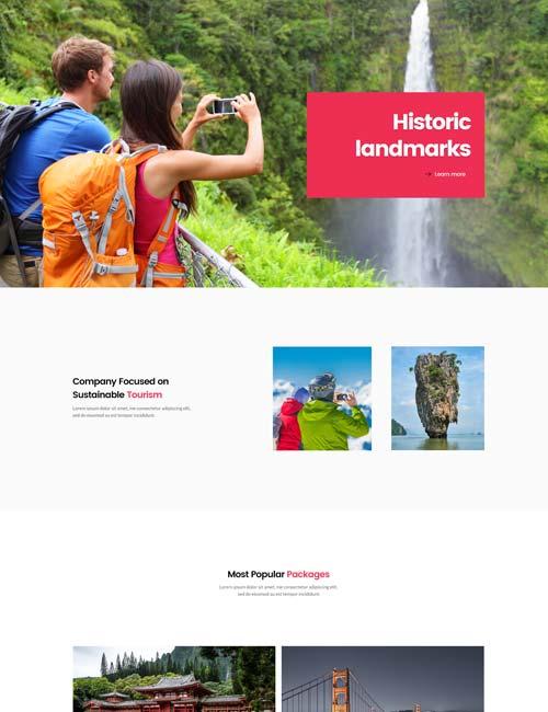 Tourism - Home