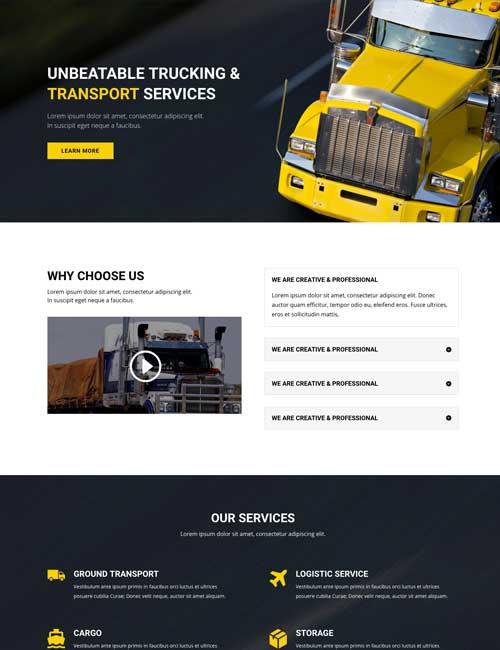 Transport - Home