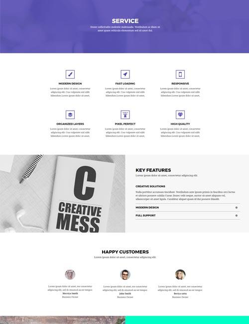 Creative Agency - Service