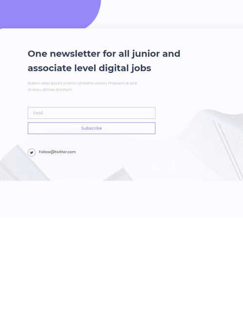Email Signup 3