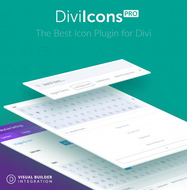 Divi Icons Pro Image