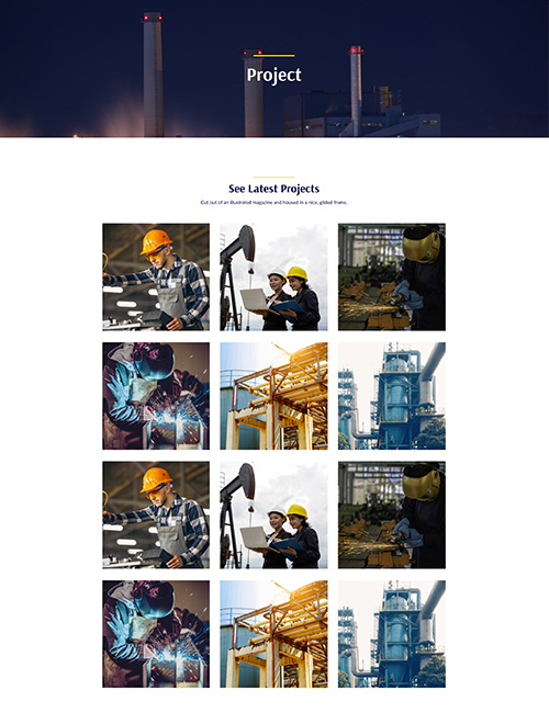 Industrial - Project